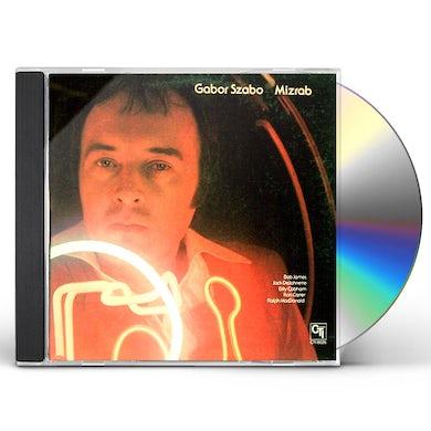 Gabor Szabo MIZRAB CD