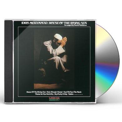Idris Muhammad HOUSE OF THE RISING SUN CD