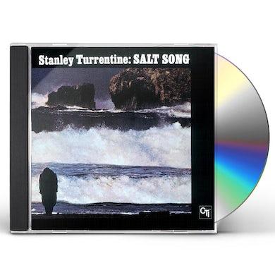 Stanley Turrentine SALT SONG CD