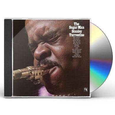Stanley Turrentine SUGAR MAN CD