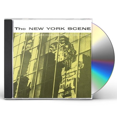 George Wallington NEW YORK SCENE CD