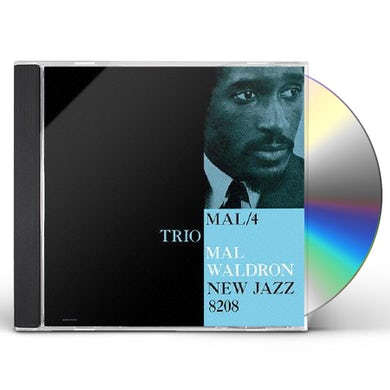 Mal Waldron MAL/4: TRIO CD