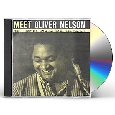 Oliver Nelson MEET CD