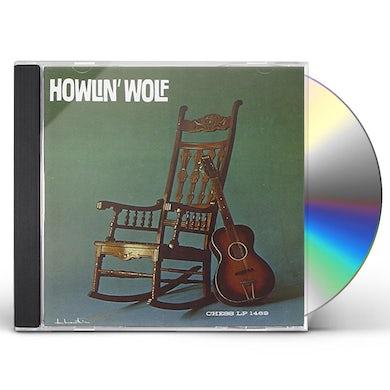 Howlin' Wolf ROCKIN CHAIR ALBUM CD