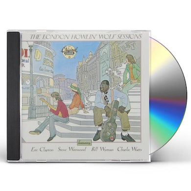 LONDON Howlin' Wolf SESSIONS CD