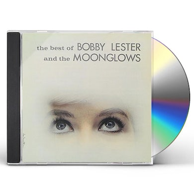BEST OF BOBBY LESTER & MOONGLOWS CD