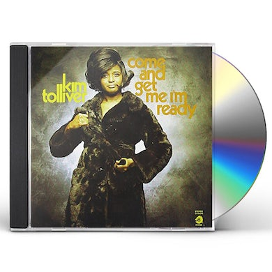 Kim Tolliver COME & GET ME I'M READY CD