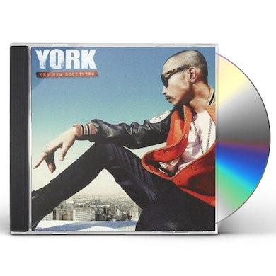 NEW BEGINNING CD