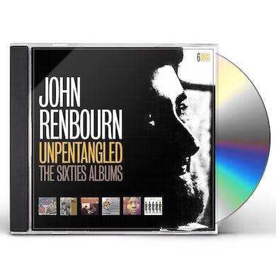 John Renbourn UNPENTANGLED: SIXTIES ALBUMS CD