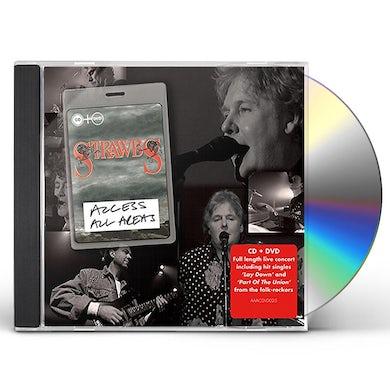 Strawbs ACCESS ALL AREAS CD