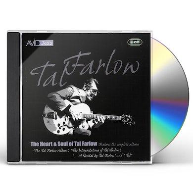HEART & SOUL OF TAL FARLOW CD