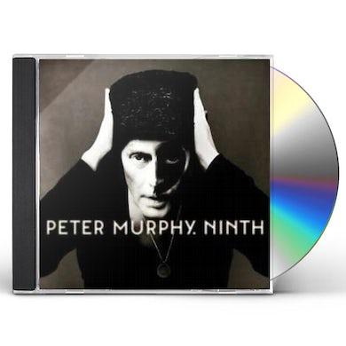 Peter Murphy NINTH CD