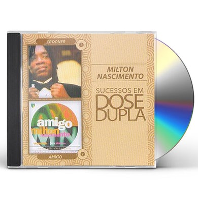 Milton Nascimento DOSE DUPLA 2 CD