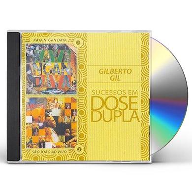 Gilberto Gil DOSE DUPLA 2 CD