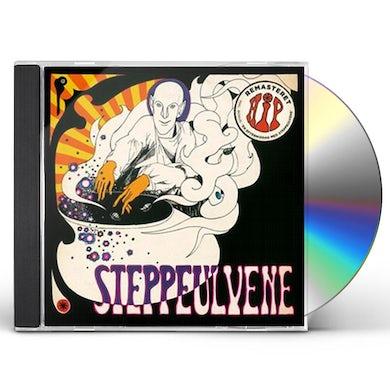 HIP / EN EFTERMIDDAG MED STEPPEULVENE CD