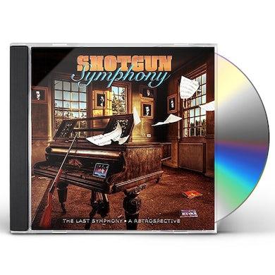 Shotgun Symphony LAST SYMPHONY CD
