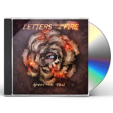 Letters from the Fire WORTH THE PAIN CD
