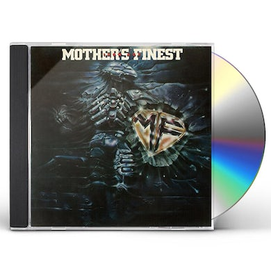 Mother'S Finest IRON AGE CD