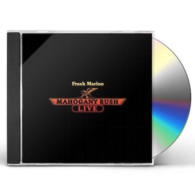 Frank Marino & Mahogany Rush LIVE CD