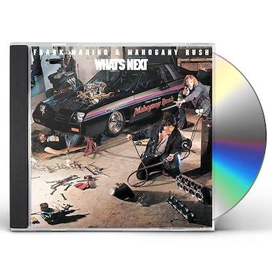 Frank Marino & Mahogany Rush WHAT'S NEXT CD