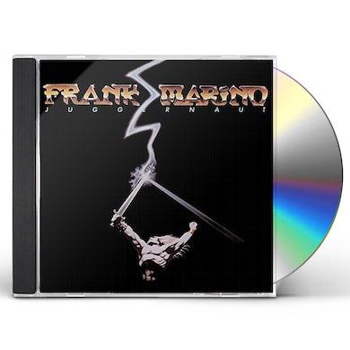 Frank Marino JUGGERNAUT CD