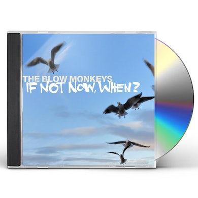 BLOW MONKEYS IF NOT NOW WHEN? CD