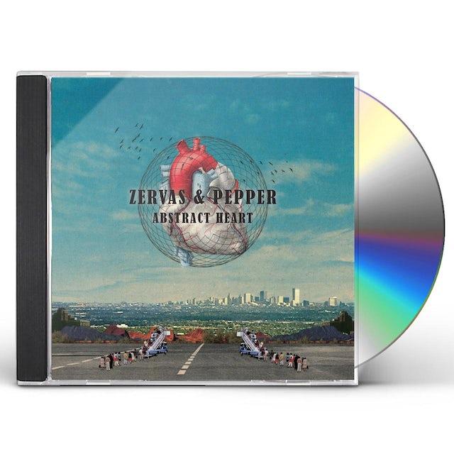 Zervas & Pepper ABSTRACT HEART CD