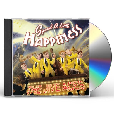 SPREAD A LITTLE HAPPINESS CD