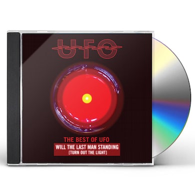 BEST OF Ufo : WILL THE LAST MAN STANDING CD