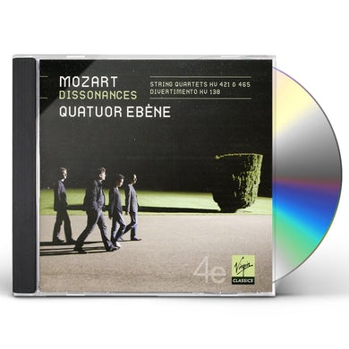 MOZART: STRING QUARTETS CD