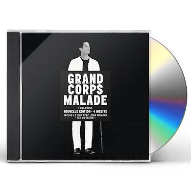 Grand Corps Malade FUNAMBULE CD