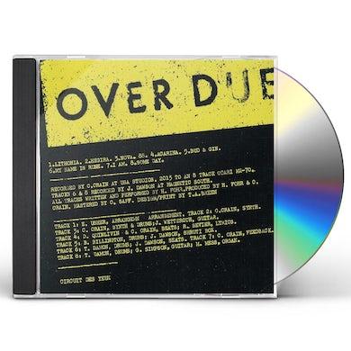 Circuit Des Yeux OVERDUE CD