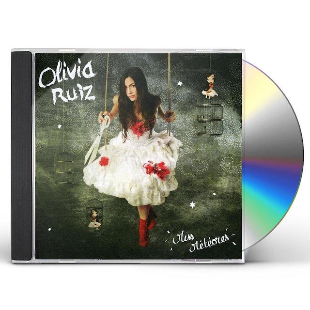 Olivia Ruiz MISS METEORES CD