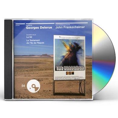 Georges Delerue HORSEMEN CD