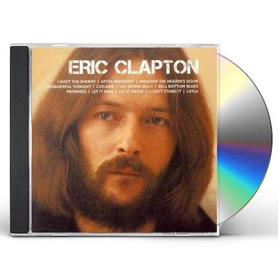 Eric Clapton ICON CD