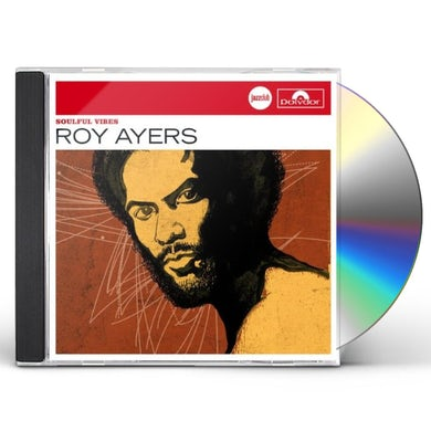 Roy Ayers SOULFUL VIBES CD