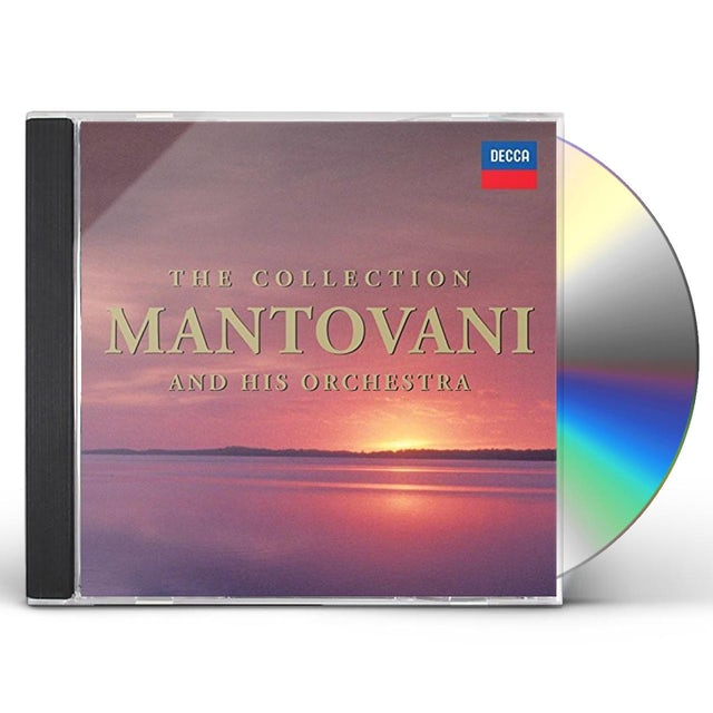 Mantovani & His Orchestra COLLECTION CD