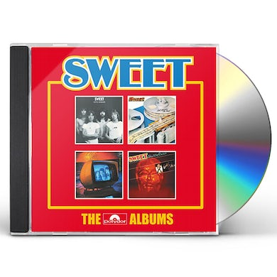 Sweet POLYDOR ALBUMS CD