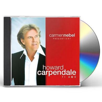 CARMEN NEBEL PRAES.HOWARD CARPENDALE CD
