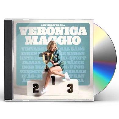 Veronica Maggio OCH VINNAREN AR CD