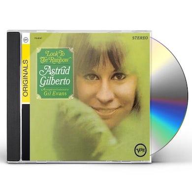 Astrud Gilberto LOOK TO THE RAINBOW CD