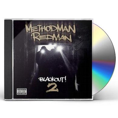 Method Man BLACKOUT 2 CD