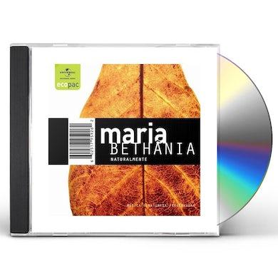 Maria Bethania NATURALMENTE CD