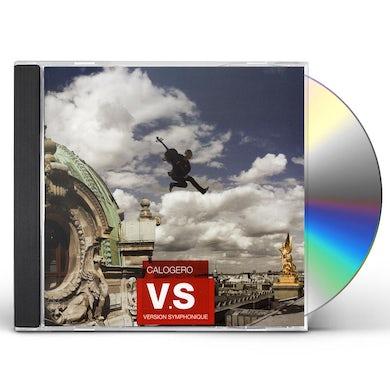 Calogero V.S (VERSION SYMPHONIQUE) CD