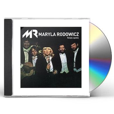 Maryla Rodowicz SWIETY SPOKOJ CD