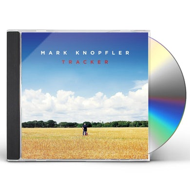 Mark Knopfler TRACKER CD