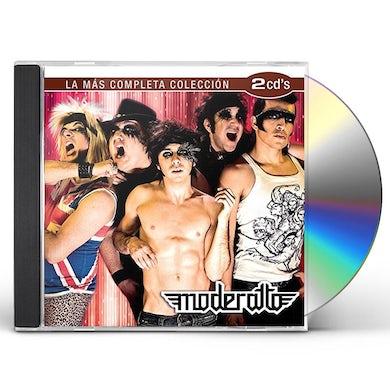 Moderatto LA MAS COMPLETA COLECCION CD