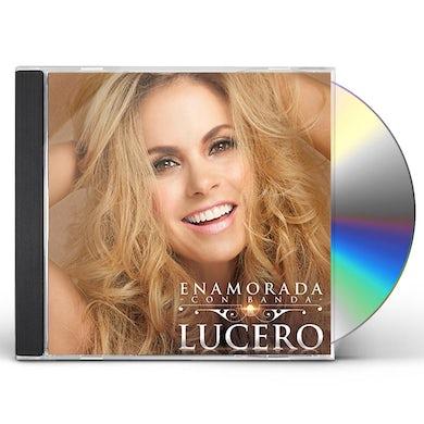 Lucero ENAMORADA CON BANDA CD