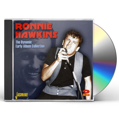 Ronnie Hawkins DYNAMIC / EARLY LP COLLECTION CD