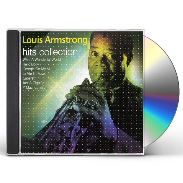 Louis Armstrong HITS COLLECTION CD